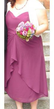 Cocktailkleid - Abendkleid - Hochzeitskleid - Standesamtkleid - Kleid