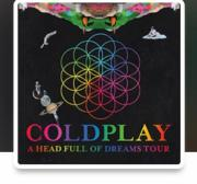 Coldplay 6.6.