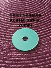 Color Scheibe Acetat
