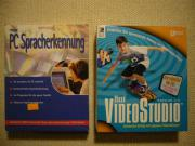 Computer PC-Software Spracherkennung Ulead Video