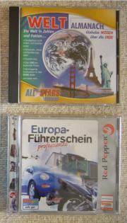 Computer PC-Software Welt Almanach Europa-Führerschein