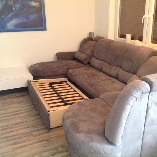 couch-, polstergarnitur, wohnlandschaft in schönau - polster, Hause deko