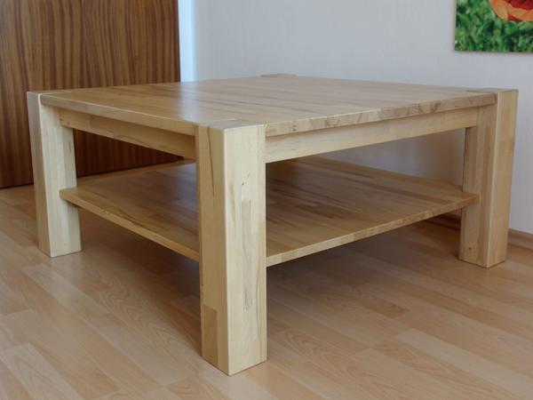 Tisch kernbuche gebraucht kaufen nur 3 st bis 70 g nstiger for Couchtisch 65 cm hoch
