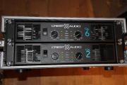Crest Audio CA6 Endstufe neu