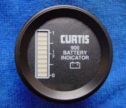 Curtis 900 Batterie
