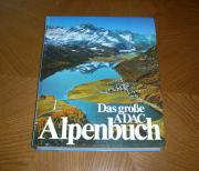 Das große ADAC Alpenbuch