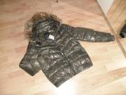 Daunen Winter Jacke von NEW