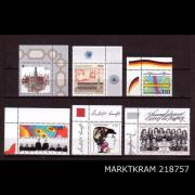 Deutsche Briefmarken von 1998 postfrisch