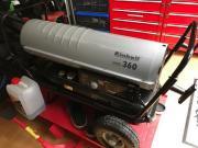 Diesel-Heißluftgenerator Einhell