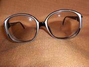 Dior Brille Diorbrille Designerbrille schwarz