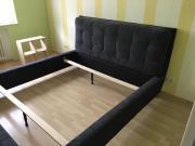 Doppelbett Bettgestell Bett