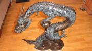 Drache (Bronze) mit