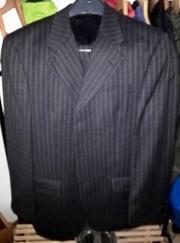 Dreiteiliger Anzug, Größe