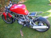 Ducati - SUCHE - Unfall Monster 1000-S2R -