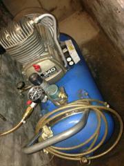 Duckluftkompressor