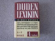 Duden Lexikon