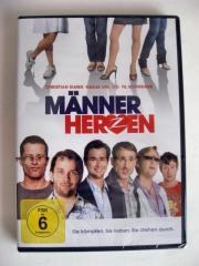 DVD Männerherzen - NEU -