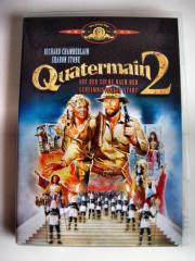 DVD Quatermain 2 - Auf der