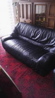 Echt-Leder Couch