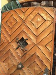 Eichenholz Haustüre/ Massivholz/