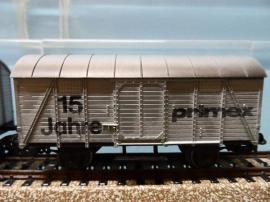 Modelleisenbahnen - Eisenbahn - Märklin - 15 Jahre Primex - H0 -