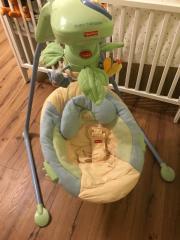Elektrische Babyschaukel von