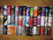 Energydrink - Sammlung