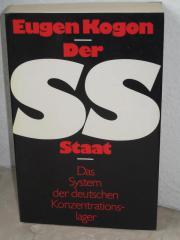 Eugen Kogon der SS Staat