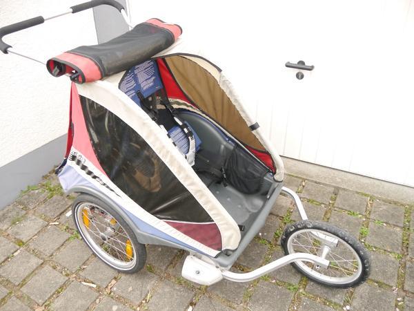 Fahrradanhänger Chariot Captain » Sonstige Fahrräder