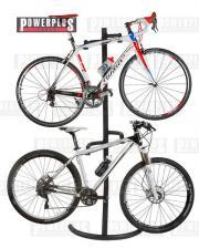 Fahrradaufhängung - Fahrrad-Wandhalterung -Fahrrad hängend lagern
