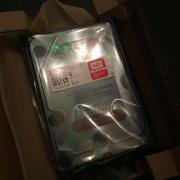 Festplatte 3TB SATA