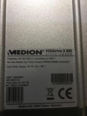 Festplatte Medion 320