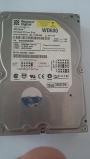 Festplatte WD600.Gebraucht.