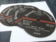 Flex-Trennscheiben 4 Stück für Metall