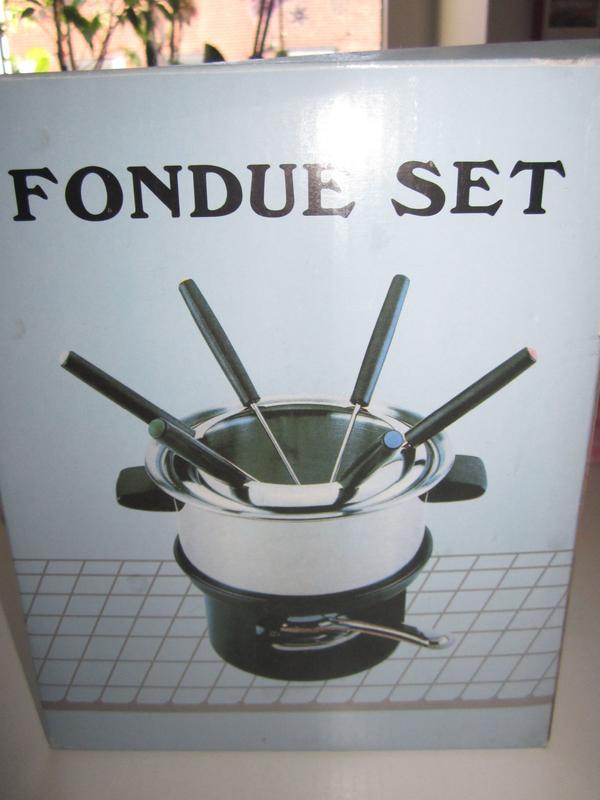 fondue zubehor gebraucht kaufen nur 4 st bis 70 g nstiger. Black Bedroom Furniture Sets. Home Design Ideas