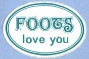 Foots Love You -