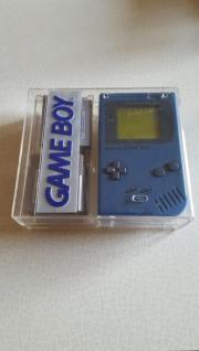 Gameboy classic blau