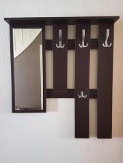 Garderobe mit Spiegel +