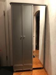 Garderobenschrank 3-türig