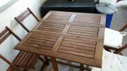 Garten - Möbel Tisch