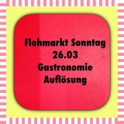 Gastro Flohmarkt