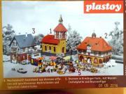 Gebäudebausatz von PLASTOY