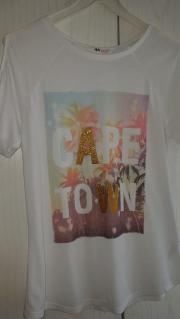 gebr Mädchen T-Shirt Gr 170