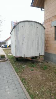 gebrauchter Bauwagen