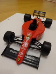 Gerhard Berger Ferrari