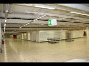 Geschäftsauflösung Supermarkt, Ladelokal