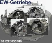 Getriebe NGD VW