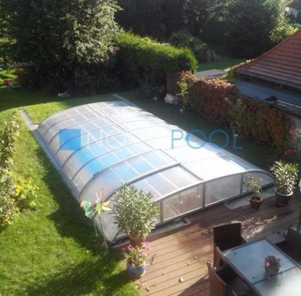 GFK Schwimmbecken Elegant » Tauchen, Schwimmen, Wassersport