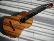 Gitarrenunterricht Klassische Gitarre