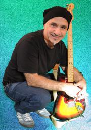 Gitarrenunterricht mit Herz Verstand Routine-Michael
